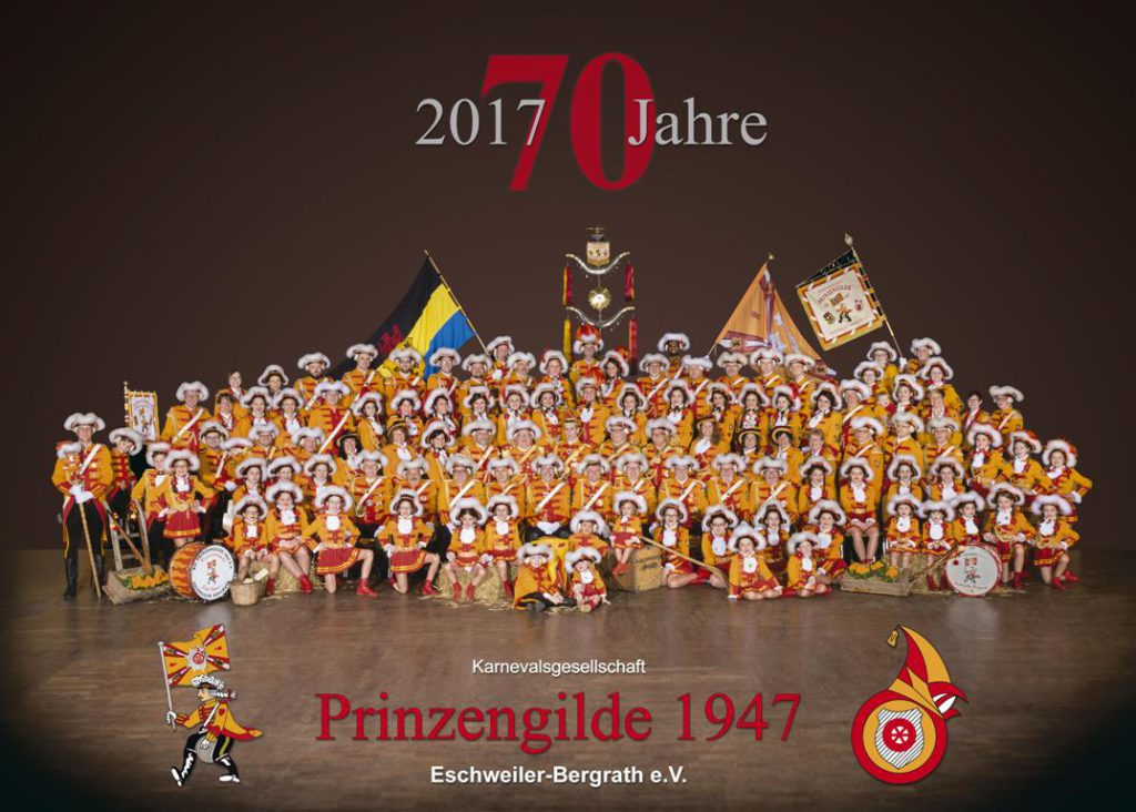 Vereinsfoto_Prinzengilde-Bergrath